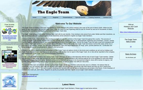 The Eagle Team